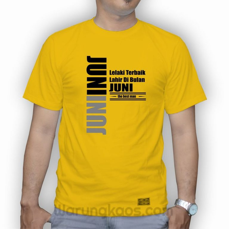 Juni Desain 1 Kuning