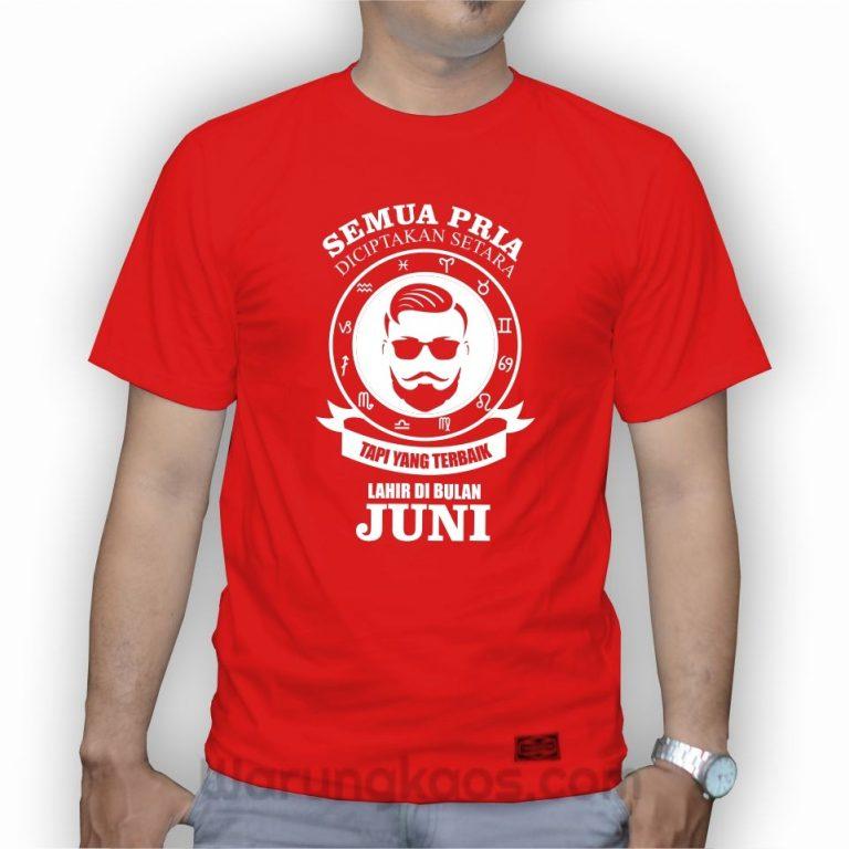 Juni Desain 4 Merah